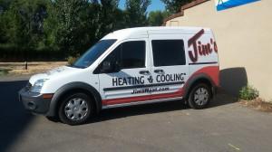 Jims heating & coolinig tint
