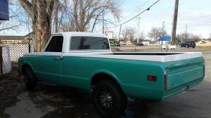 Truck Tint Job by Boise Tint Shop